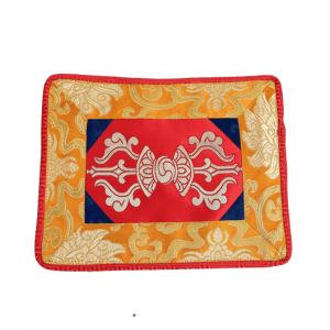 Klankschalen- oder Altartuch - Dorje - Brokat