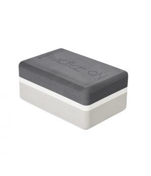 Manduka UpHold Yoga Block - Schaumstoff recycelt - Sand