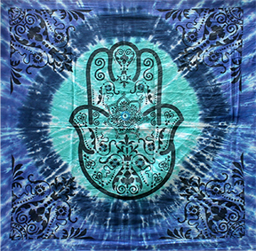 Altarkleid - Hand der Fatima