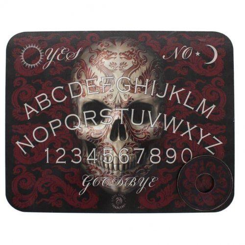 Ouija Brett, so benutzt du das spirituelle Board