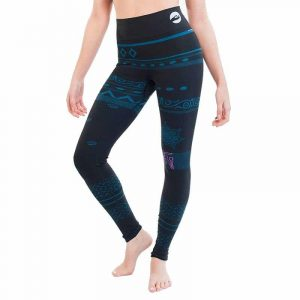 Yoga-Legging Balance Biobaumwolle M-L