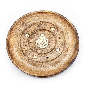 Weihrauch Brenner Ganesha Platte