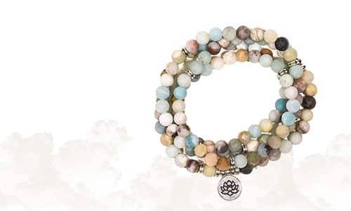 Edelstein-Armbänder