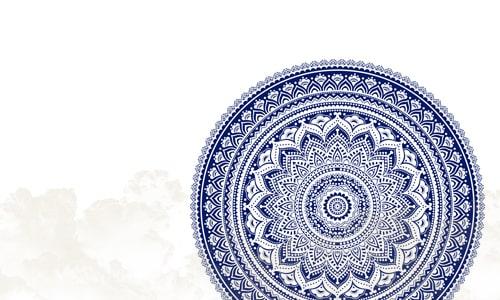 Mandala Wandbehänge