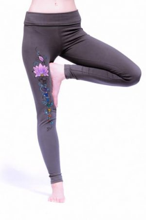 Yoga-Legging Lotus M